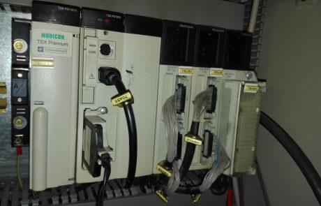 Ipari automatizálás - szerviz